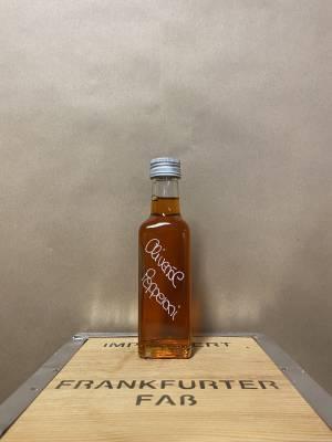 Olivenöl Peperoni