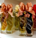 Himbeer-Balsam und Walnussöl