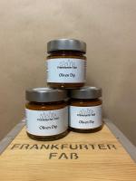 Pikanter Brotaufstrich -Olive-